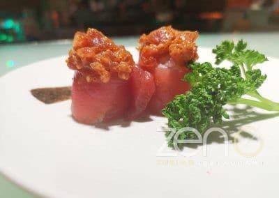 """Gunkan spicy tuna special <span class=""""circle-text""""></span>"""