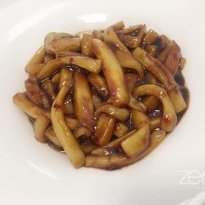 Melanzane zen-0 (agropiccante)