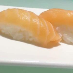 Nighiri salmone