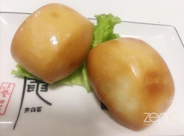 Pane cinese al vapore / fritto