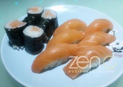 Sushi solo salmone